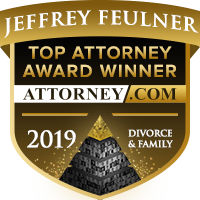 men's divorce law firm Attorney.com Badge